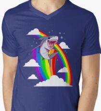Taste the PAINbow | clothing Men's V-Neck T-Shirt