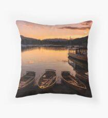 Waterhead Sundown Throw Pillow