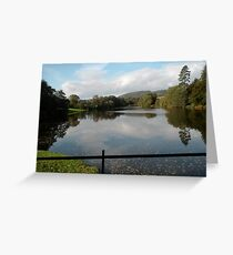 Witley court Greeting Card
