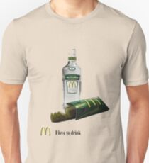 I love to drink T-Shirt