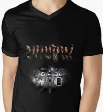 WHO is the Doctor? Men's V-Neck T-Shirt
