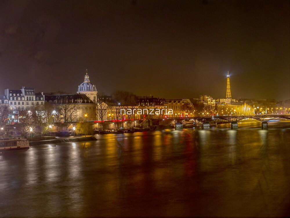 Paris by night. by naranzaria