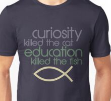 Killed The Fish Unisex T-Shirt