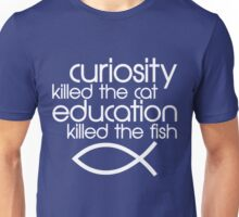 Killed The Fish Unisex T-Shirt