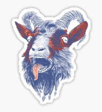 Rock Goat Sticker