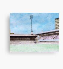 West Ham United - Upton Park/Boleyn Ground Canvas Print