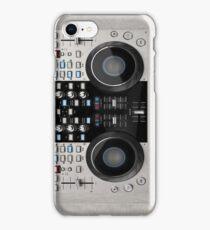 DJ console iPhone Case/Skin