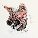 Cool Cat by Michael Beckett