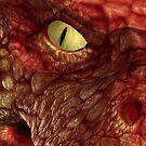 dragon eye by Ancello