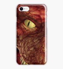 dragon eye iPhone Case/Skin
