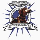 5th Annual Wilmington Wiener Dog Races by Rich Anderson