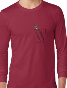 Sonic In My Pocket V.11 Long Sleeve T-Shirt