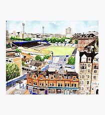 Chelsea - Stamford Bridge Photographic Print