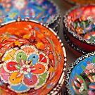 Turkish Pottery - Kuşadası by M-EK