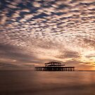 West Pier, Brighton by Stuart  Gennery
