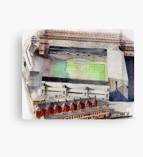 Everton - Goodison Park Canvas Print