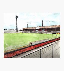 Notts County - Meadow Lane Photographic Print