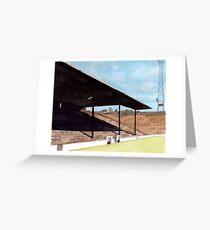 Burnley - Turf Moor Greeting Card