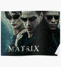 Mosaic: The Matrix Poster