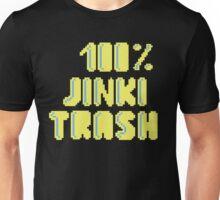 100% Jinki trash Unisex T-Shirt