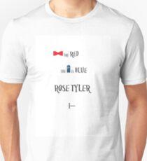 Rose Tyler I-- T-Shirt