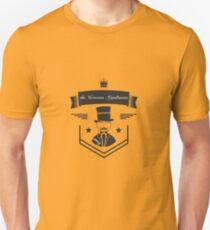 the Victorian Condiment Origins Unisex T-Shirt