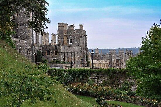 Castillo de Windsor...........................................Londres. by cieloverde