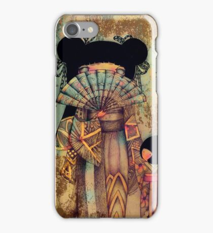 mai and suki iPhone Case/Skin