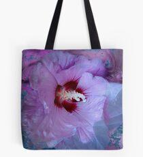 Hibiscus syriacus Tote Bag