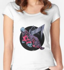 Archangel Manatee SALE! Women's Fitted Scoop T-Shirt