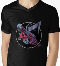 Archangel Manatee SALE! Mens V-Neck T-Shirt