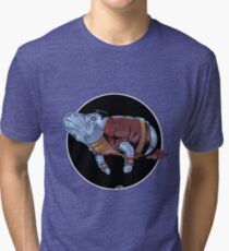 Colossus Manatee SALE! Tri-blend T-Shirt