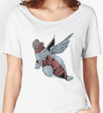 Angel Manatee SALE! Women's Relaxed Fit T-Shirt