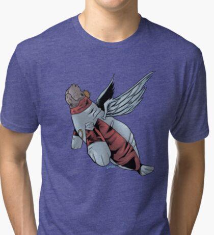 Angel Manatee SALE! Tri-blend T-Shirt
