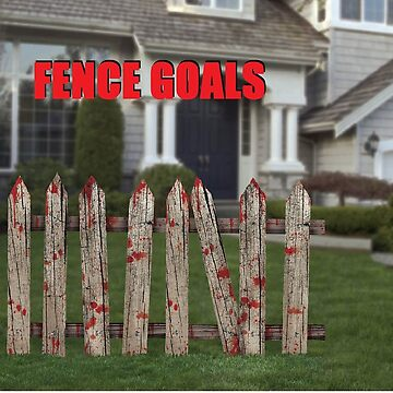 Fence Goals by Kat-oddword