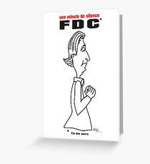 FDC Greeting Card