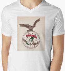 Fernet Branca Men's V-Neck T-Shirt