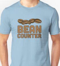 Bean Counter Unisex T-Shirt
