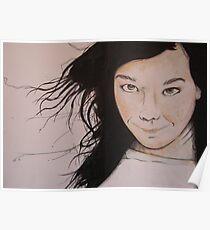 Björk (2011) Poster