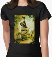 Branca Women's Fitted T-Shirt