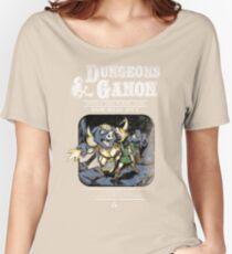 Dungeons & Ganon Women's Relaxed Fit T-Shirt