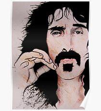 Frank Zappa (2011) - Orignal Sold  Poster