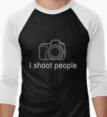 Photographer. I shoot people T-Shirt