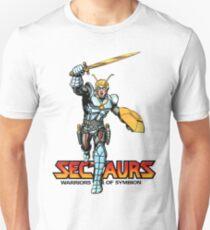 Sectuars Warriors of Symbion - Logo Color Unisex T-Shirt