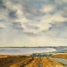 Across the Way to Barmston by Glenn Marshall