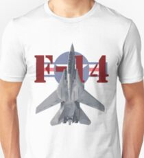 F-14 Tomcat Slim Fit T-Shirt