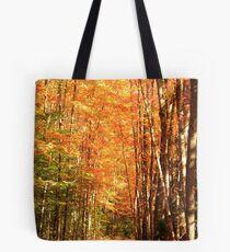 Golden Path Tote Bag