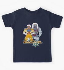 BraveStarr - Thirty Thirty and BraveStarr #3  - Color Kids Clothes