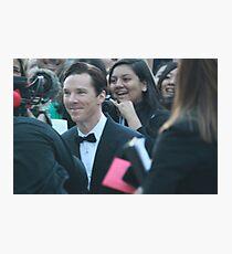 Benedict Cumberbatch at Toronto International Film Festival 2013 Photographic Print