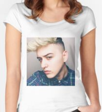 Timmy Connors Women's Fitted Scoop T-Shirt